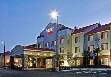 Fairfield Inn, Turlock, CA