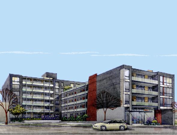 Uptown Lofts, Seattle, WA