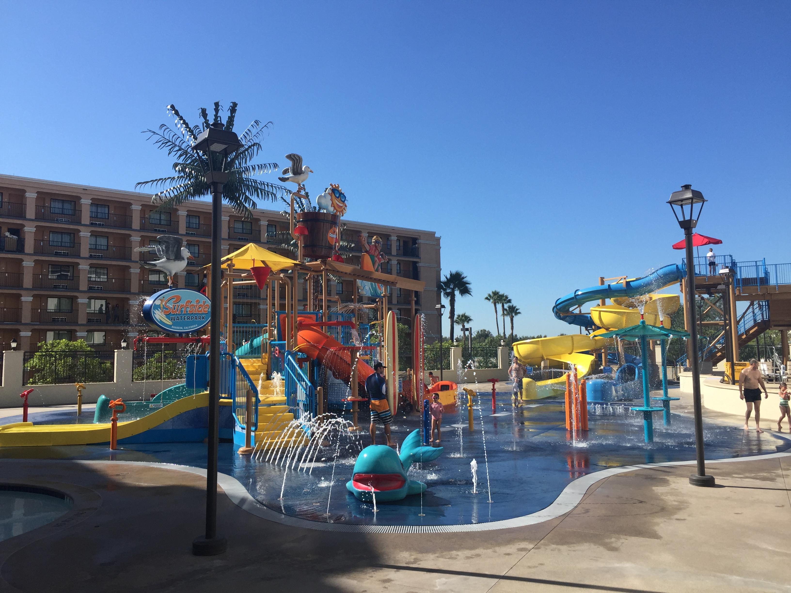 Courtyard Disneyland, Anaheim
