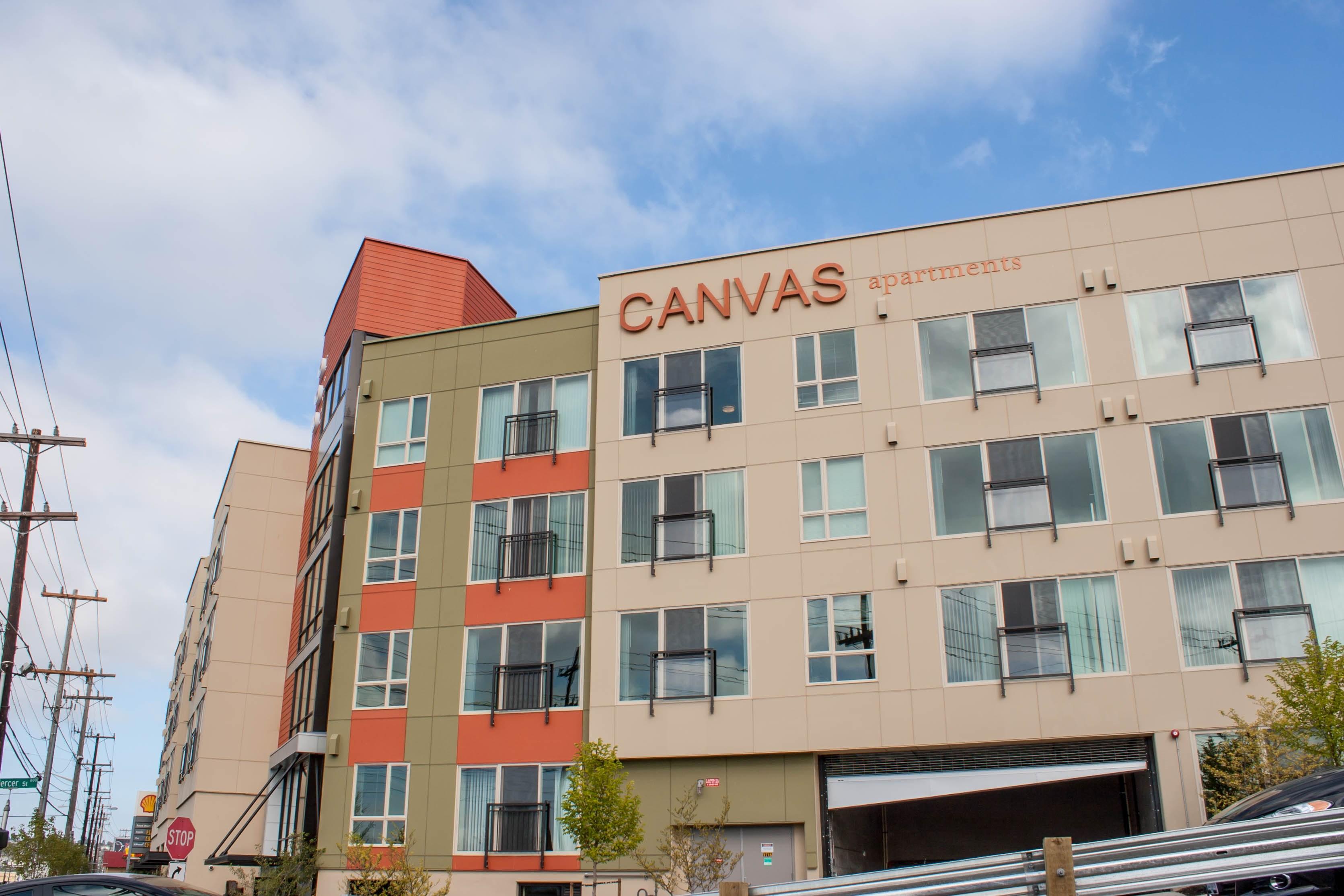 Canvas, Seattle, WA