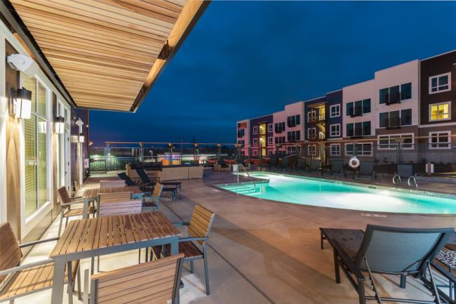 Martha Lake Apartments, Martha Lake, WA