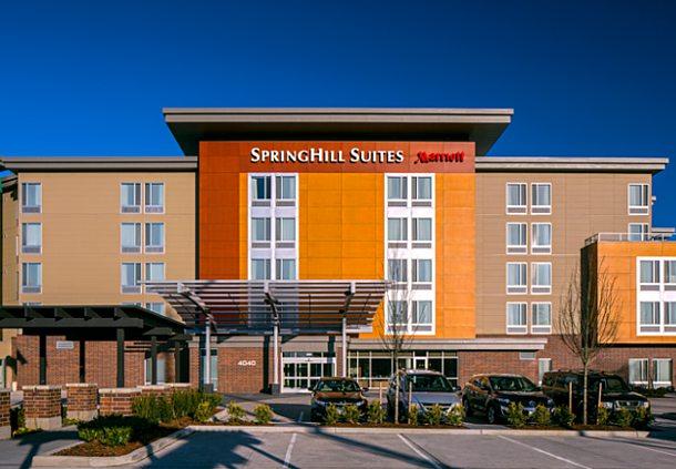 Springhill Suites Bellingham, WA