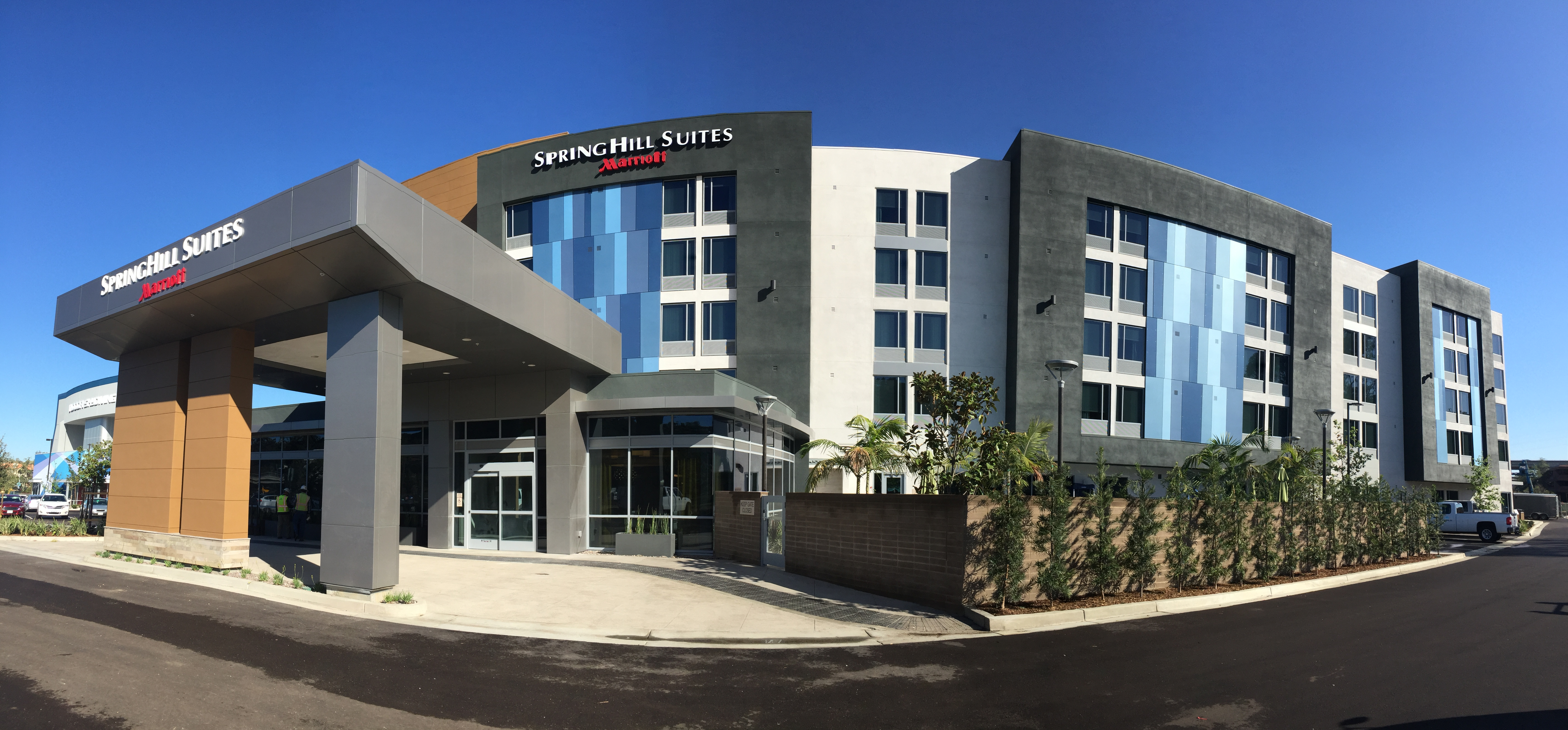 SpringHill Suites Mission Valley, San Diego, CA