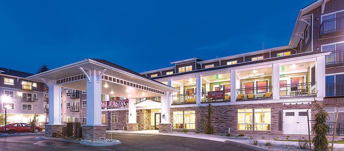 Affinity Senior Housing, Bellingham, WA