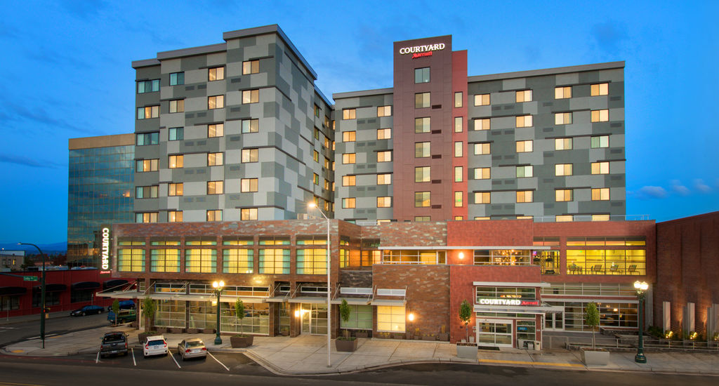 Courtyard by Marriott, Everett, WA