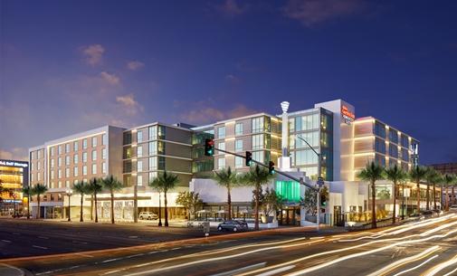 Homewood Suites & Hampton Inn, San Diego, CA