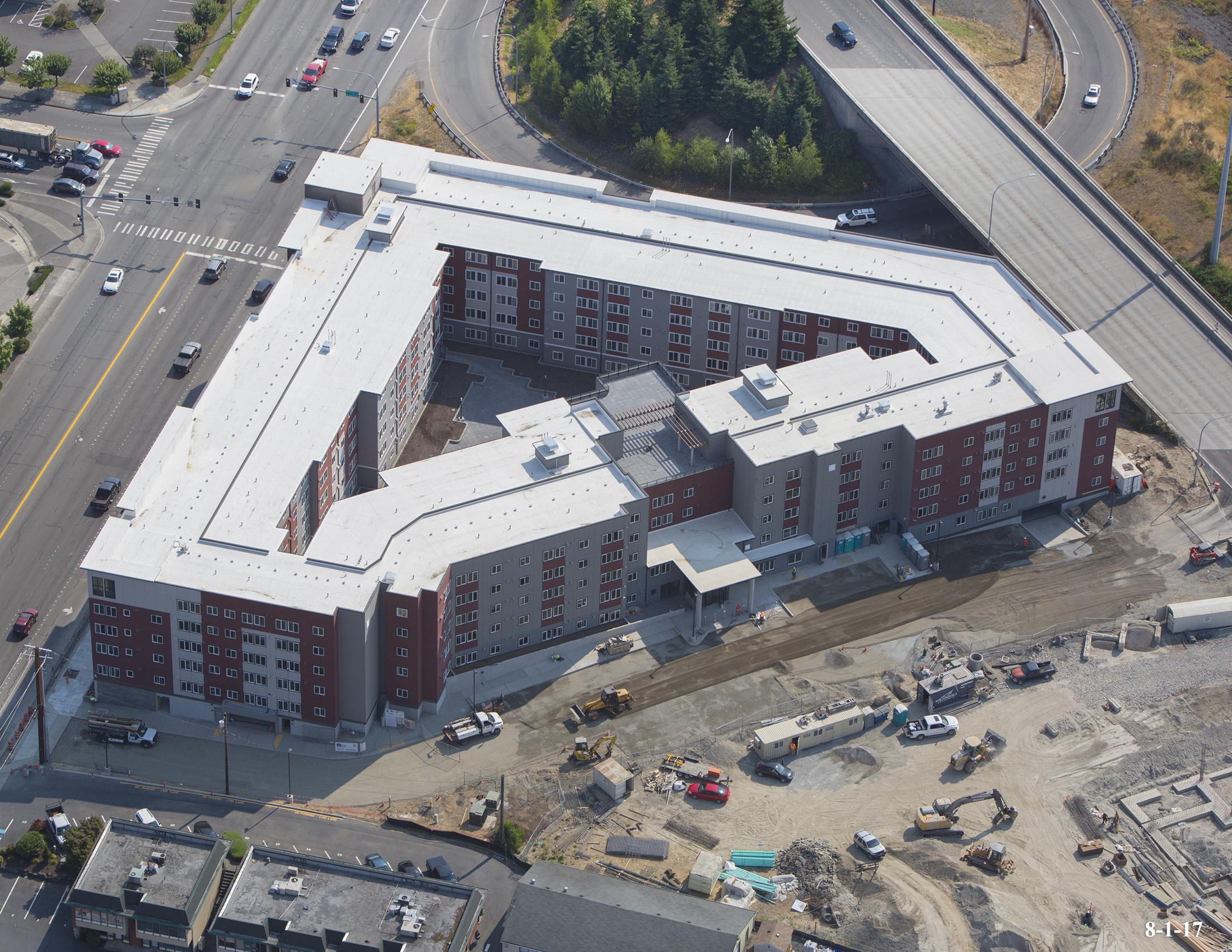 City Center Apartments, Lynnwood, WA