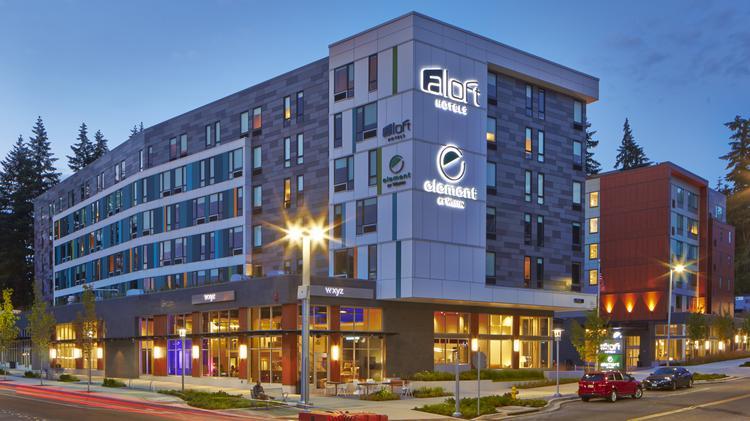 Aloft & Element, Redmond, WA