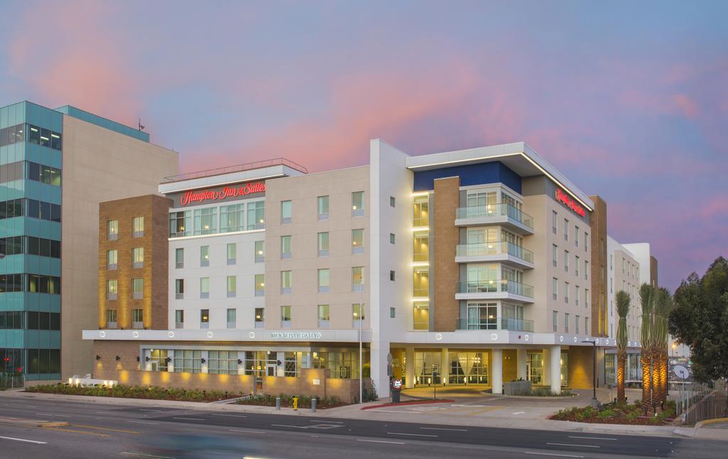 Hampton Inn & Suites, El Segundo, LAX, Los Angeles, CA