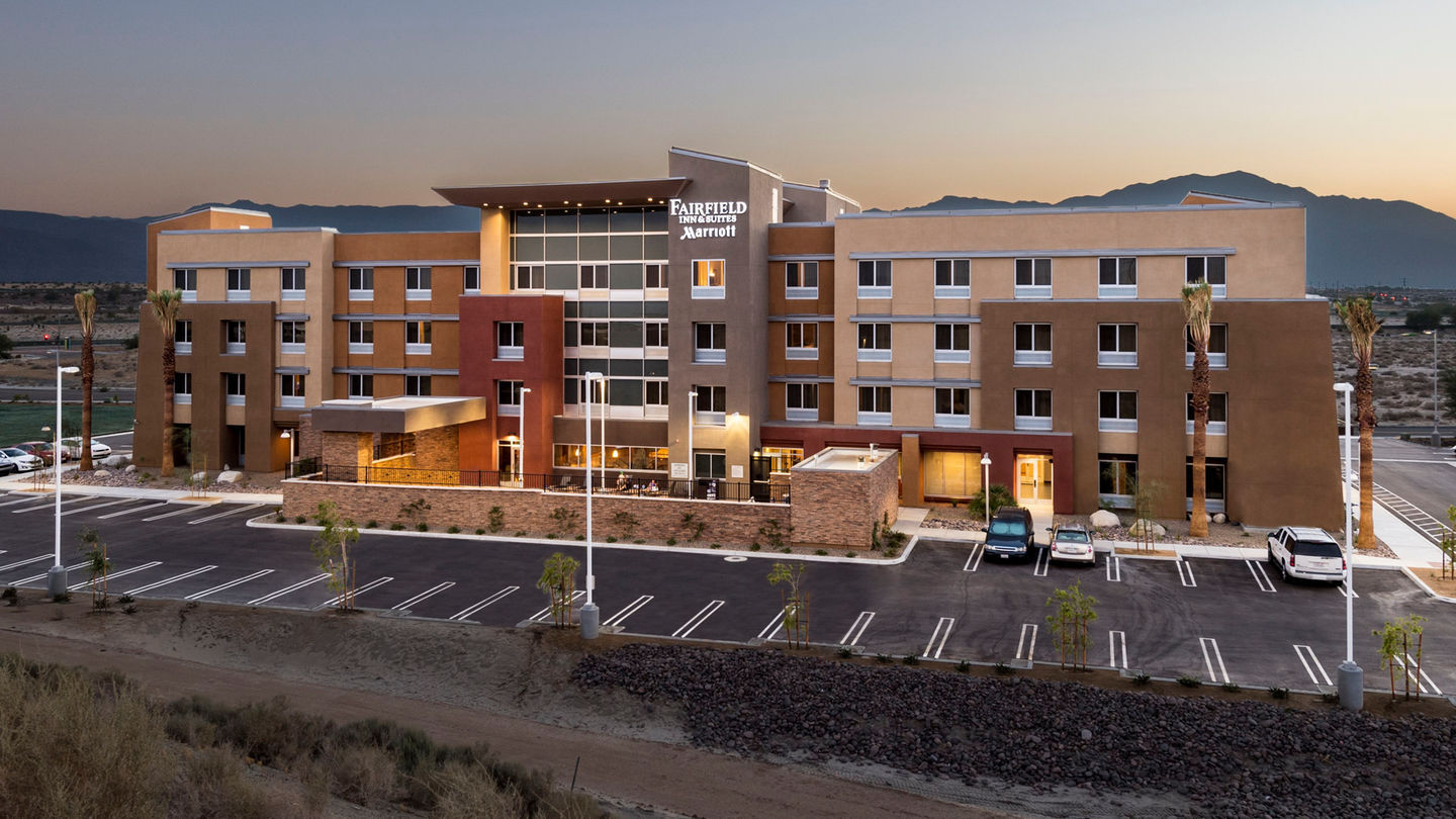 Fairfield Inn & Suites, Indio, CA