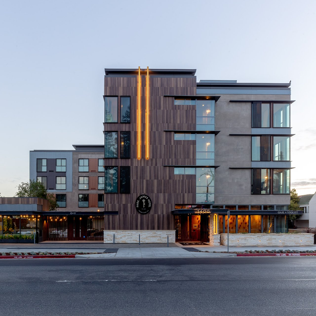 Park James Boutique Hotel, Menlo Park, CA