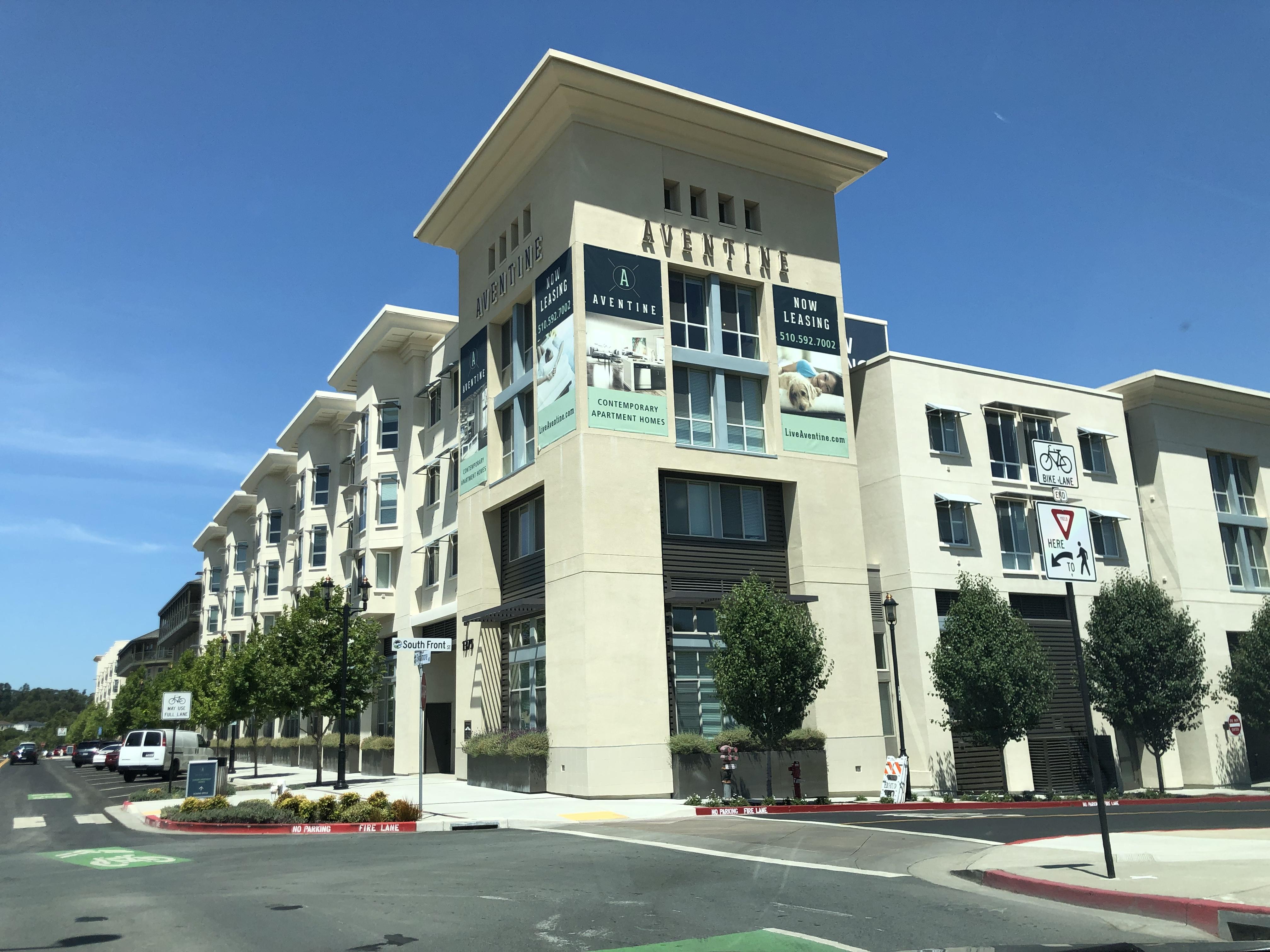 Aventine - Hercules, CA