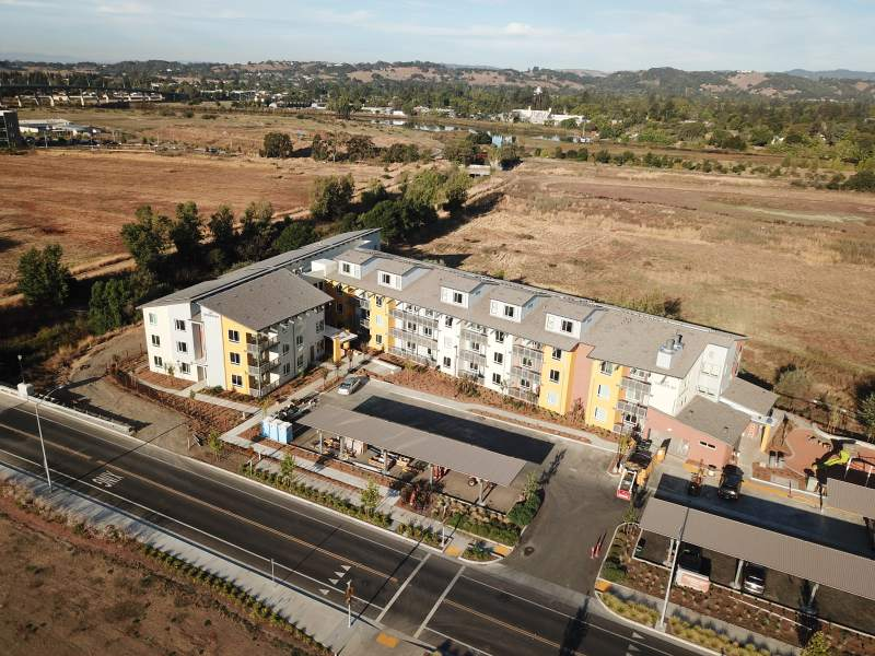 Stoddard West - Napa, CA