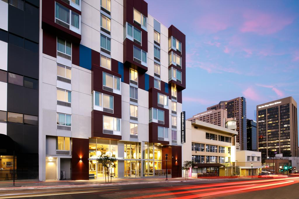 Townplace Suites - San Diego, CA
